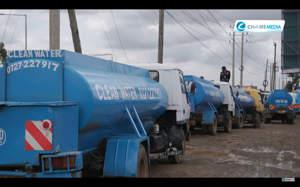 Water Cartels Now Living on Borrowed Time, PS Joseph Wairagu Warns 1