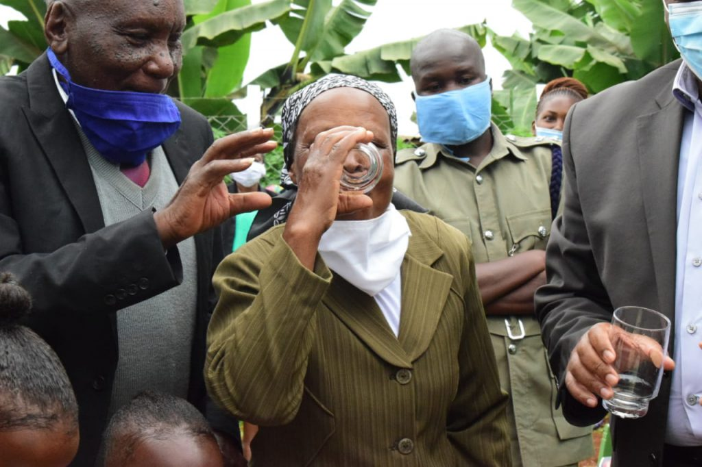 Water Cartels Now Living on Borrowed Time, PS Joseph Wairagu Warns 3